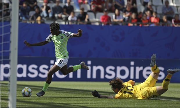 FIFA Women World Cup: Redemption Victory For Nigeria