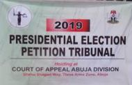 INEC Server: Buhari Presents A Counter Video At Election Tribunal
