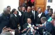 Brief On Proceedings Presidential Election Petition Tribunal Of Thursday July 4, 2019