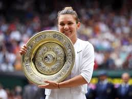 All Hail 2019 Wimbledon Champ, Halep!