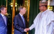 Nigeria Will Honour Agreements With China – President Buhari Assures XI Jinping's Special Envoy