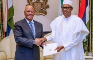 Relations Between Nigeria And South Africa Will Be Solidified – President Buhari