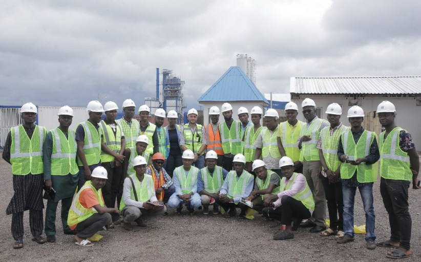 ABU Students Praise Julius Berger's Performance
