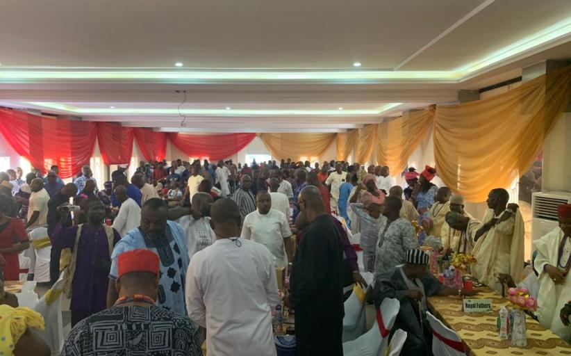 Hon Agbaje Praises God For Electoral Victory
