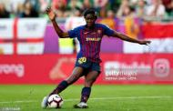 Asisat Oshoala's Goal Gifts Barca Victory