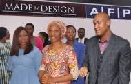 Osinbajo's Wife Commends Julius Berger AFP's Furniture Quality At Made-By-Design Exhibition