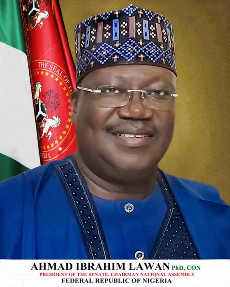 Senate Will Ensure Just, Fair Deal For All Parts of Nigeria – Lawan