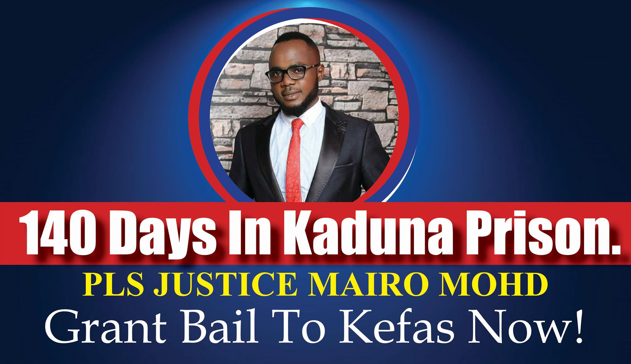 KEFAS: Open Letter To Justice Mairo Mohammed