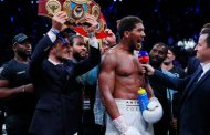 Anthony Joshua Reclaims Heavyweight Titles