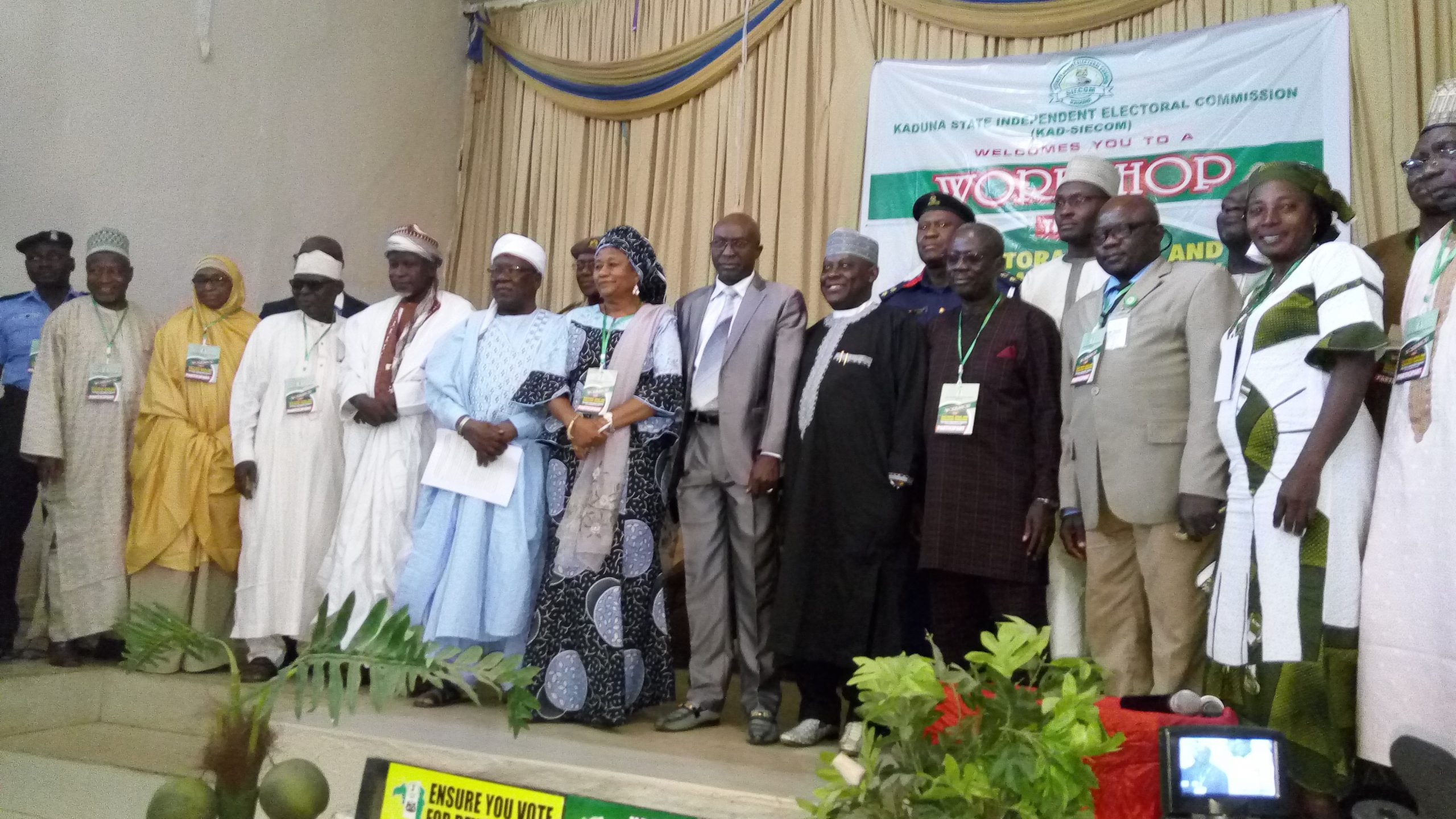 EVM: National Electoral System Should Learn From Our Experience - KAD-SIECOM