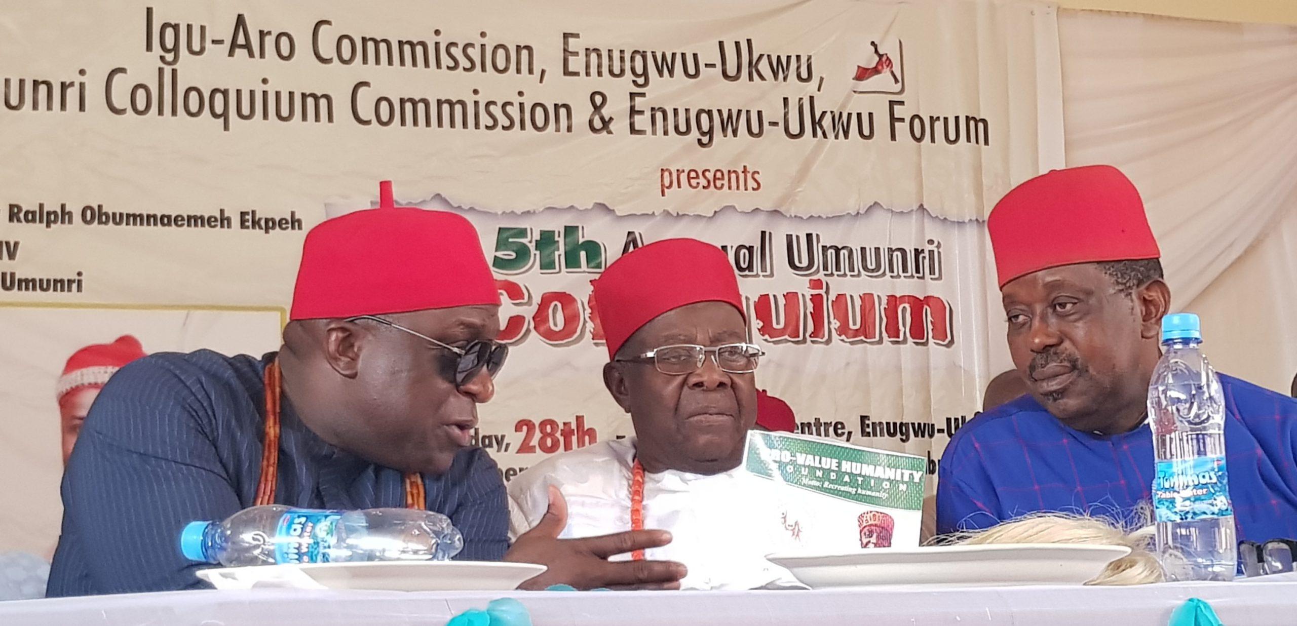 Okonkwo's Solution To The Igbo Leadership Question