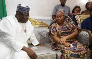 PHOTO NEWS: Senators Ahmad Lawan, Omo-Agege, Okorocha, Others Visit Late Sen Ben Uwajumogu's Family