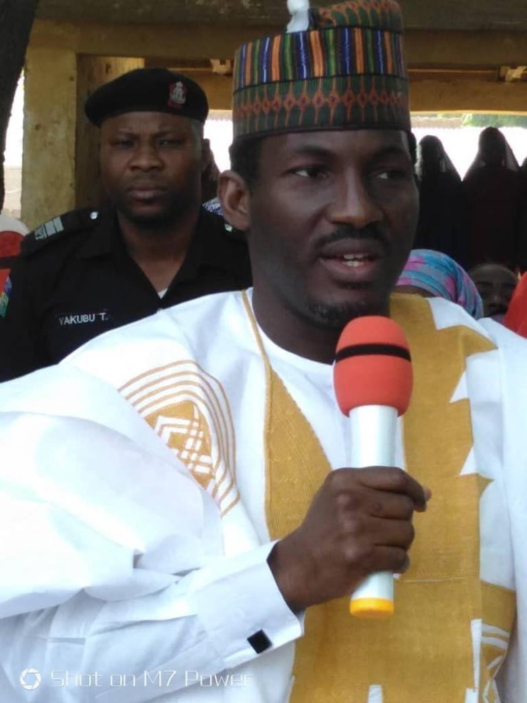 PDP NWC Okays Sen Suleiman Nazif As Deputy National Chair, North