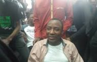 Re-arrest In Court: Sowore Is A Person Of Interest To The DSS - Presidency