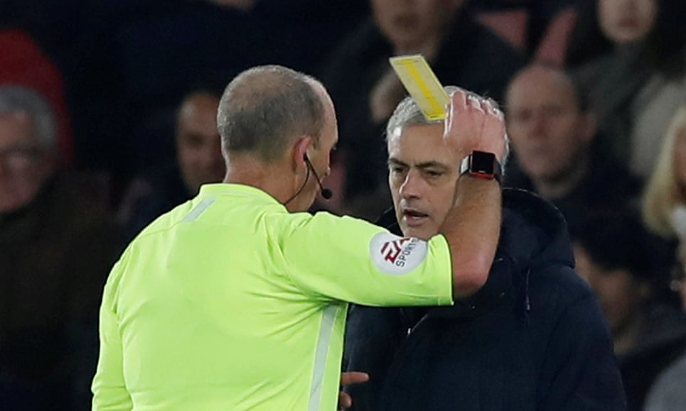 'I Was Rude, But To An Idiot,' - Mourinho