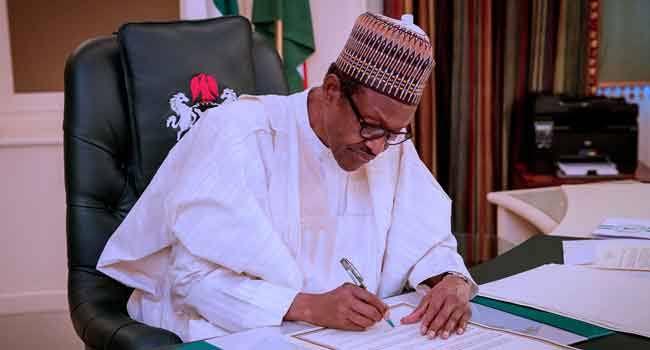 President Buhari Signs 2020 Finance Bill Into Law