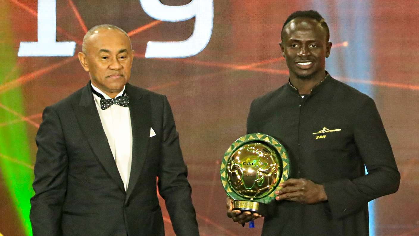 Mane Nicks CAF African Player Of The Year Crown