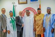 Insecurity: Lawan Seeks Nigeria, Finland Partnership On Hi-Tech, Trade