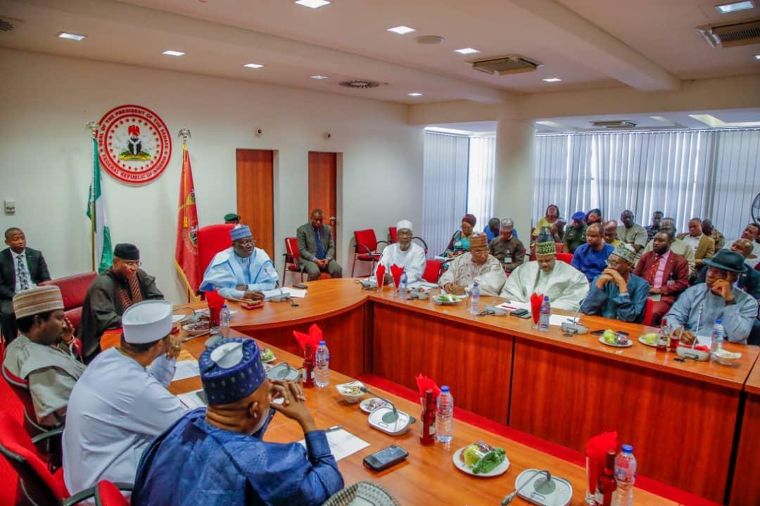 Senate Inaugurates 18 Member Team On Nigeria Security Challenges