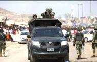 COVID-19 Lock Down: Delta State Youths Beat Up Soldiers for Killing A Man