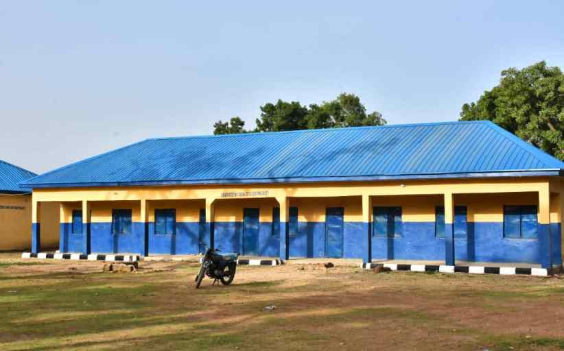Bauchi Spends N3bn To Construct, Renovate 612 Blocks Of Classrooms