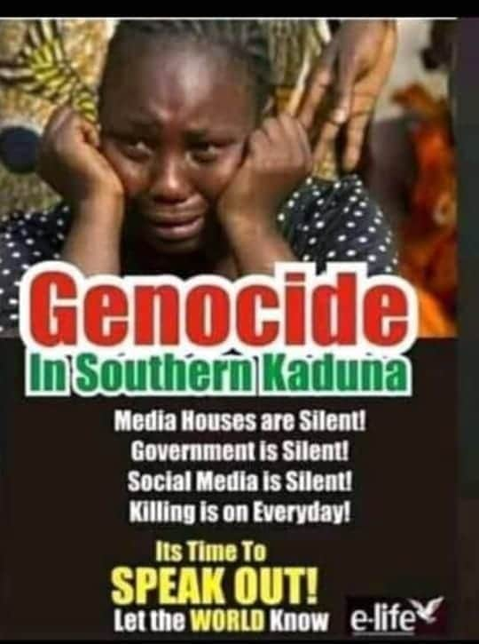 Member UK House of Lords Joins ICC Petition on Genocide in Southern Kaduna
