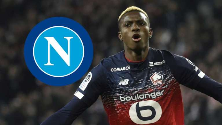 Osimhen Finally Lands In Italy, Joins Napoli For €50m