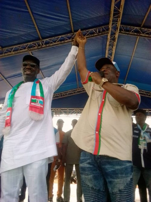 Setback for Obaseki as commissioner dumps him for APC few days to election