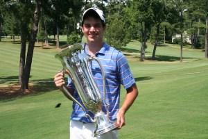 Robert Mize Wins 2014 Georgia Amateur Championship
