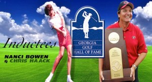 Haack and Bowen Chosen For Induction Into Georgia Golf Hall Of Fame