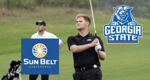 Georgia State's Grey Named Sun Belt Golfer of the Month
