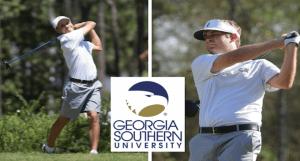 Three Georgia Southern Eagles Earn Sun Belt Men's Golf Accolades