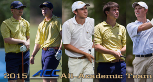Albertson Named ACC Scholar-Athlete of the Year