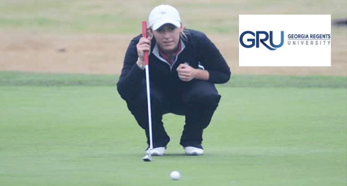 Gru Augusta Womens Golf Cards Ninth At Mason Rudolph