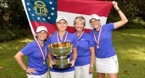 Georgia Wins Its Fourth USGA Women's State Team Championship