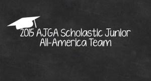 AJGA names Scholastic Junior All-America Team