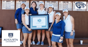 Nyqvist Ties For First at Henssler Financial Intercollegiate