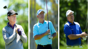 Charles Schwab Cup Champions Tom Watson, Jay Haas, and Kenny Perry Commit to Mitsubishi Electric Classic
