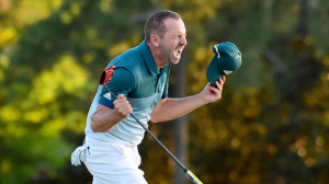 Masters Report: Sergio Garcia Defeats Rose in Playoff to End Career Frustration in Majors
