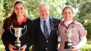 Incoming Paula Neira Garcia Nabs Amateur Championship