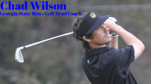 Chad Wilson Named Georgia State Men's Golf Coach