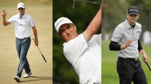 Zach Johnson, Gene Sauers, Richy Werenski Score Runner-up Finishes