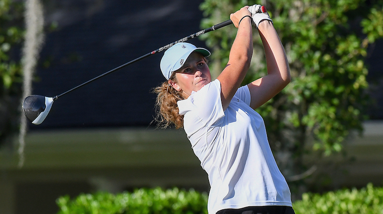 GS Athletics: Women's Golf Places Ninth at Marilynn Smith Invite