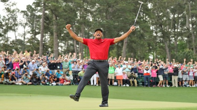 Congratulations Tiger on Winning The Masters! Georgia is Always on Your Mind