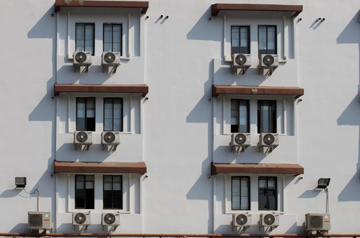Only one in three houses in Spain has air conditioning - but