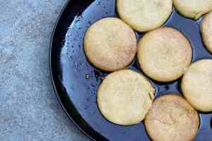 Sheqerpare. Albanian cookies in Syrup