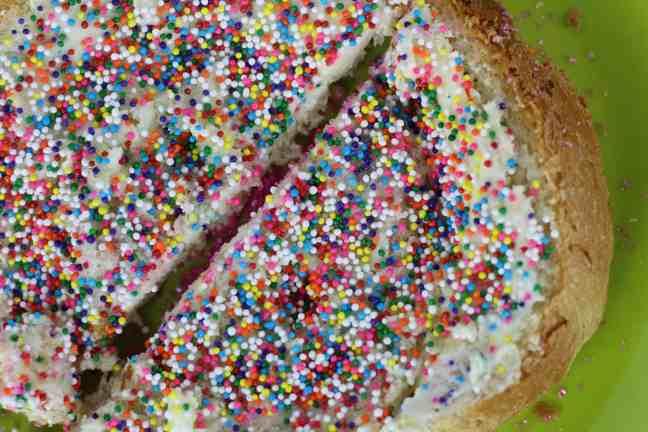 Australian Fairy Bread