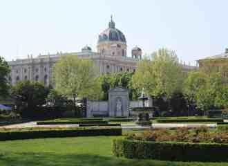 Vienna Buildings in Austria