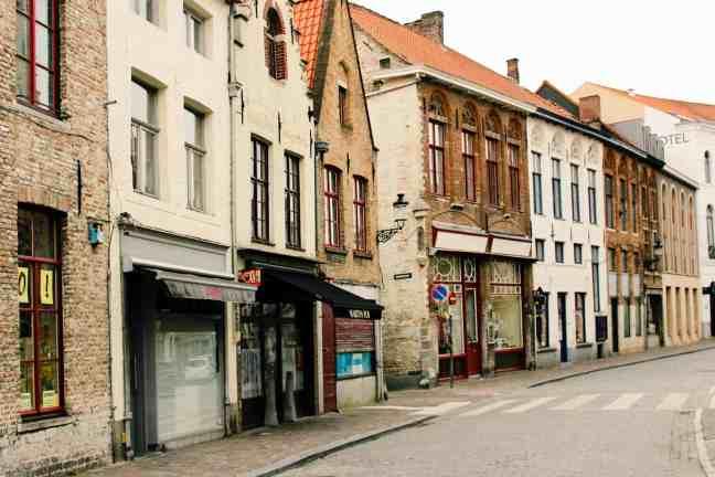 Brugge Street