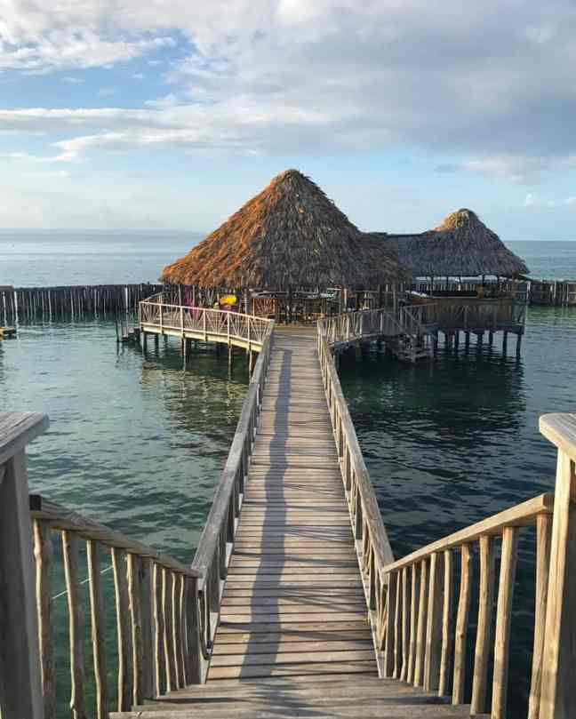 Bungalow in Belize